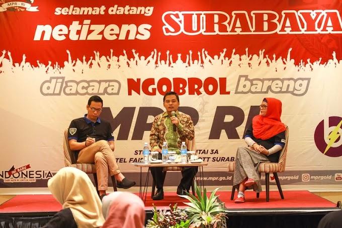 Menjaga Indonesia Dengan Empat Pilar MPR RI