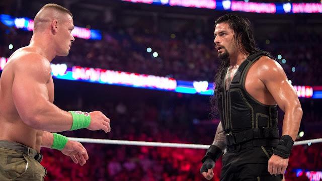 John Cena ismét elhintette a Reigns elleni meccset!