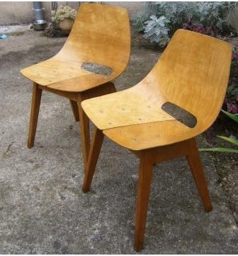 la renaissance du design xx pierre guariche 1926 1995 chaise tonneau. Black Bedroom Furniture Sets. Home Design Ideas