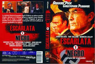 Escarlata y negro - Gregory Peck
