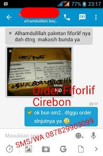order fiforlif Senen Jakarta Pusat