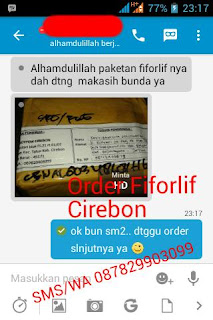 order fiforlif