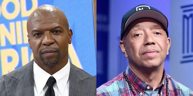 Terry Crews calls out Russell Simmons for telling him to give his alleged groper 'a pass'