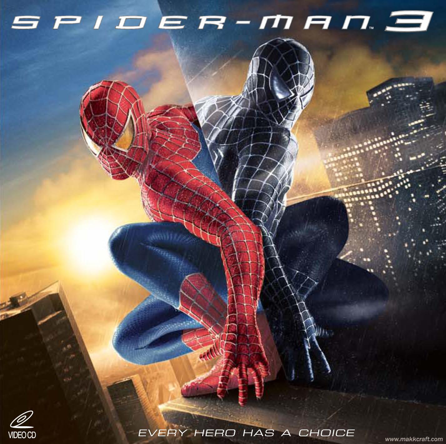 مشاهدة فيلم Spider Man 3 2007 مترجم