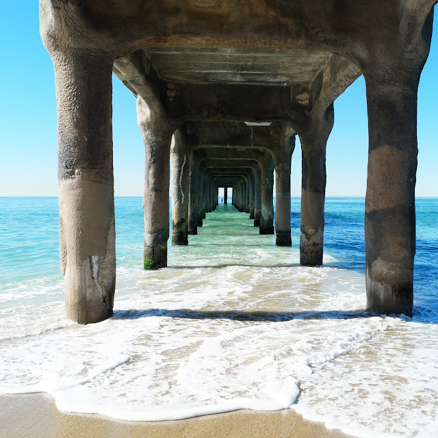 Manhattan Beach Boardwalk