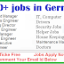 7000+ JOB VACANCY IN GERMANY : APPLY NOW