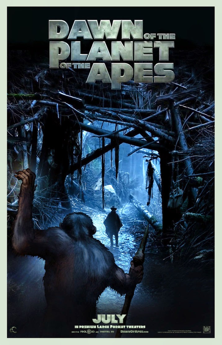 Dawn of The Planet OF Apes 2014 Official Trailer #3 HD 720p Must Watch