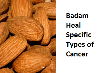 Health Benefits of Almond or Badam Heal Specific Types of Cancer
