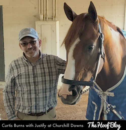 © Curtis Burns Kentucky Derby winner Justify
