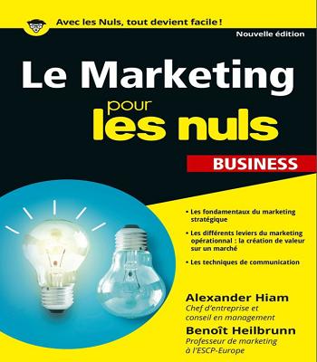 Le marketing pour les nuls PDF