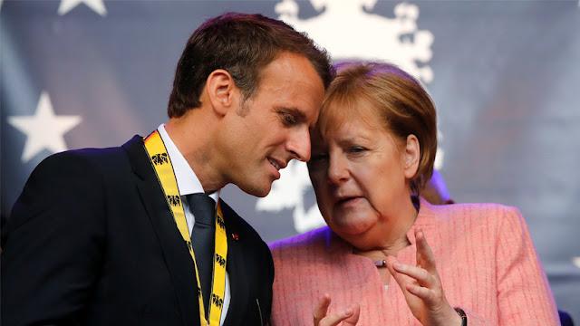 """""""Mientras estén en la OTAN, los países de Europa dependerán de EE.UU."""""""