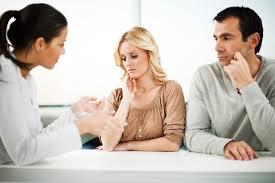 Aconselhamento para casal em crise