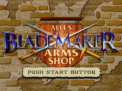 【PS】鑄劍物語(Blademaker),打造神兵利器養成遊戲!
