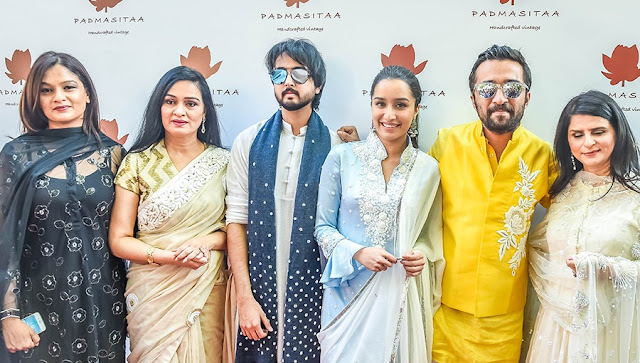 Launch-of-Padmasitaa-Clothing-Collection-pix