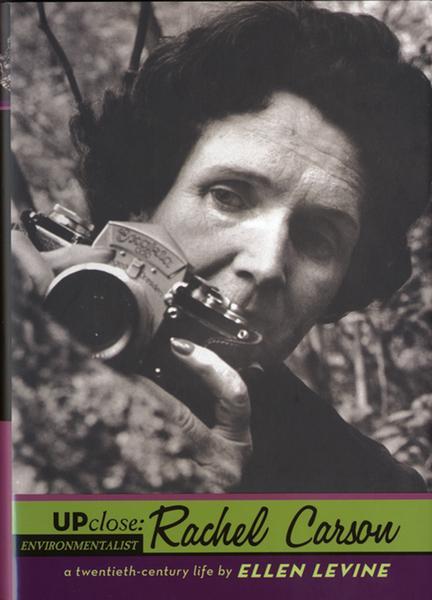 Rachel Carson Biography Book