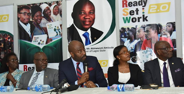 Lagos opens website to register undergraduates for internship scheme
