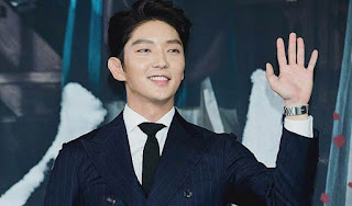 pemain drama Lawless Lawyer Lee Jun Ki
