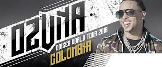 Concierto de OZUNA en Bogotá 2018