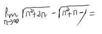 40. Límite de una sucesión (ind .inf. menos inf.) 3