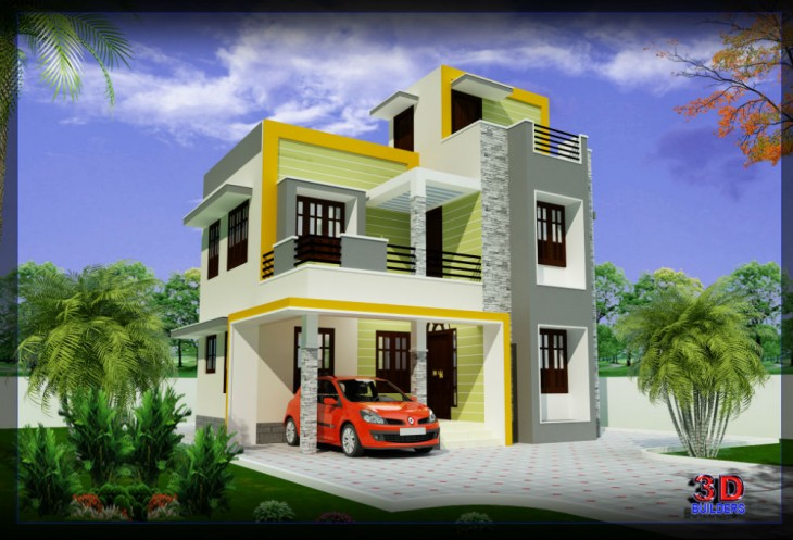 Nice About Home Design. 1600 Sq Ft South Indian ...
