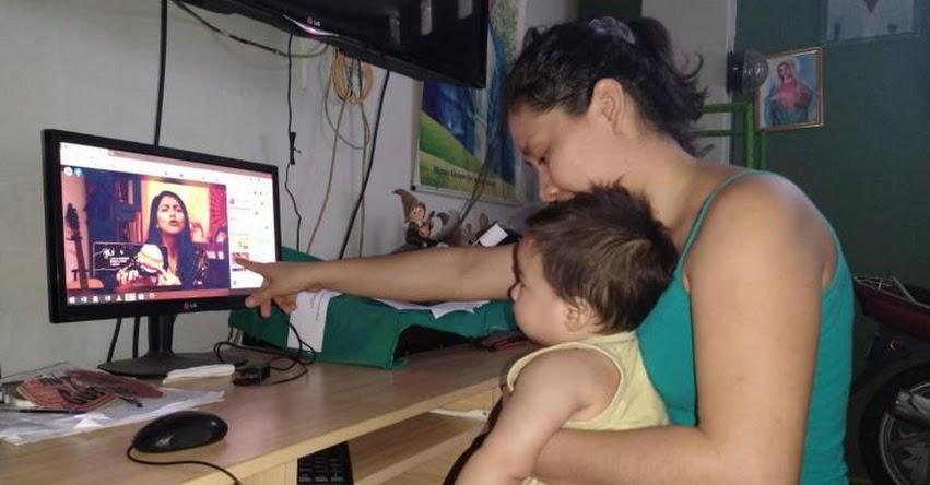 CUNA MÁS: Programa social estrena contenidos audiovisuales para promover el desarrollo infantil temprano