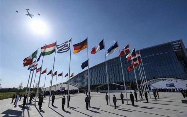 NATO και ΗΠΑ υπέρ μας και η Ευρώπη εναντίον