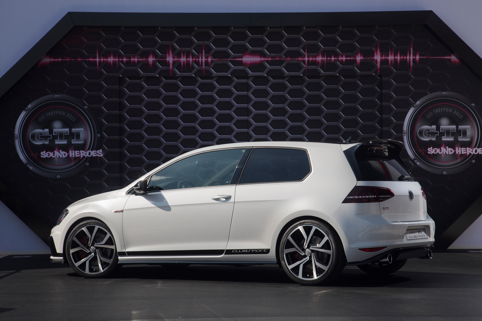 Steroidal VW Golf TCR Racer Officially Joins The GTI Family