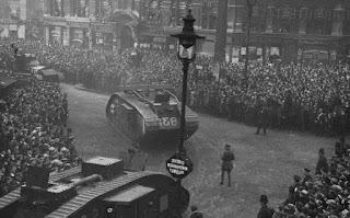Sejarah Perang Dunia 1 Latar Belakang, Kronologi dan Berakhinya