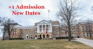kerala plus one admission dates 2016