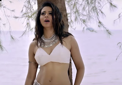 Actress Rakul Preeth Singh Navel Show Photos