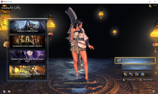 Anime Otaku Reviewers: Blade and Soul, Free Paypal Money for You