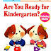 Kumon Are You Ready for Kindergarten