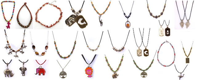 African Curios Jewelry - Necklaces & Chokers