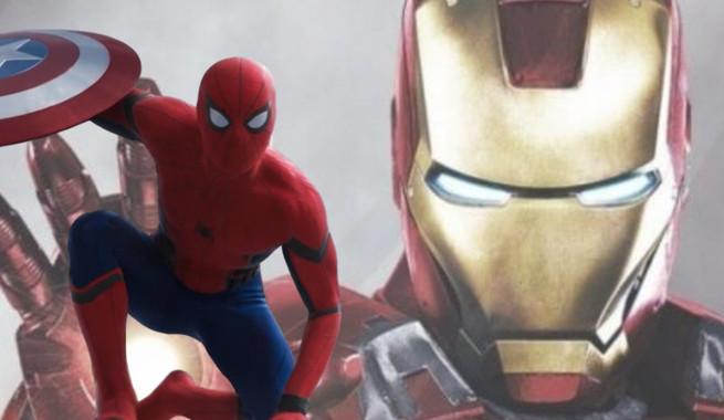 Человек паук: Возвращение домой длительность фильма