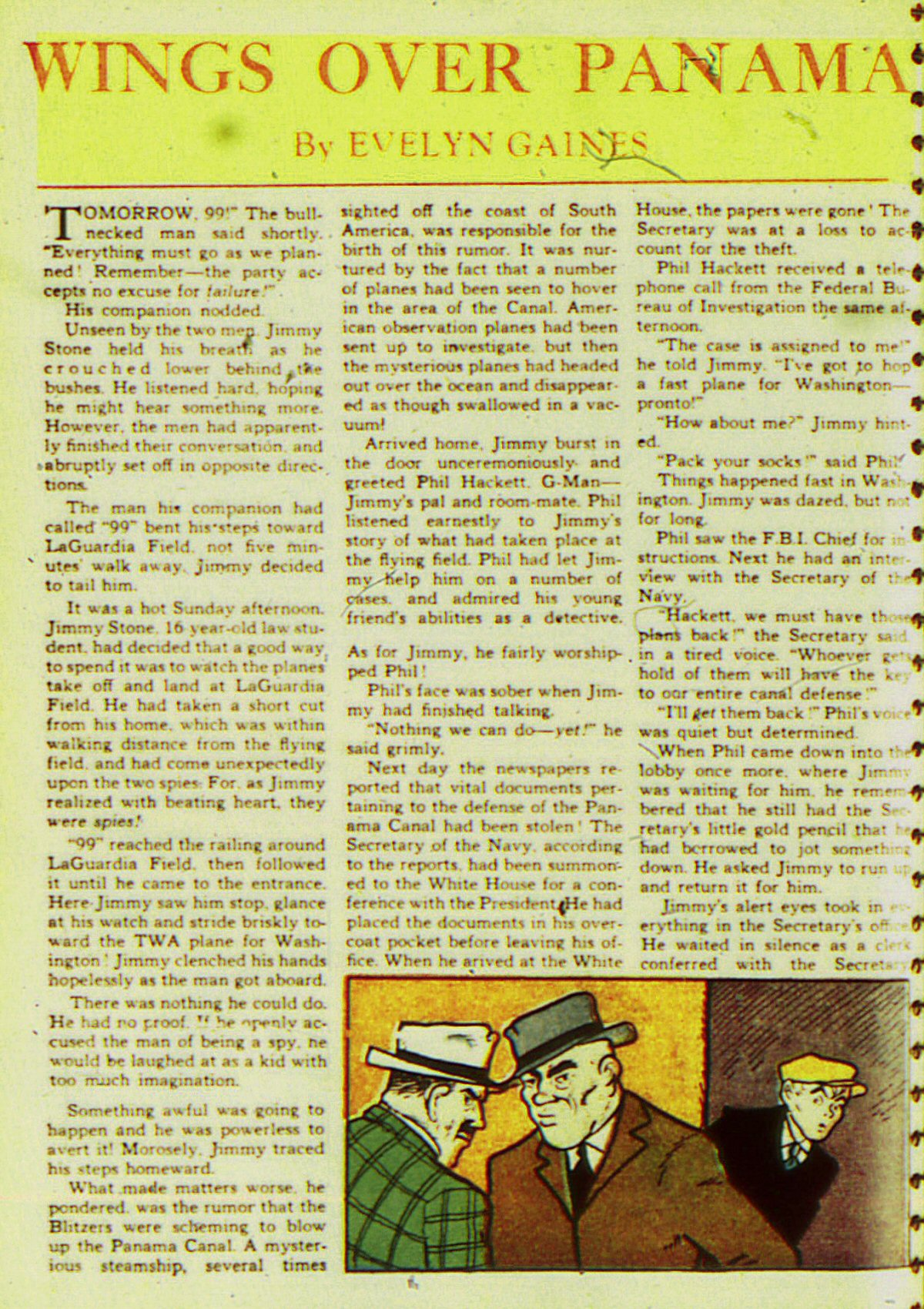 Read online All-American Comics (1939) comic -  Issue #20 - 55