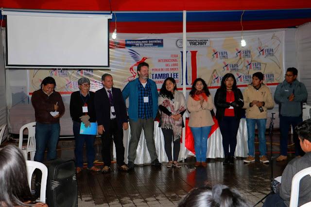 Concluyó la II Feria de Libro Perla de Los Andes