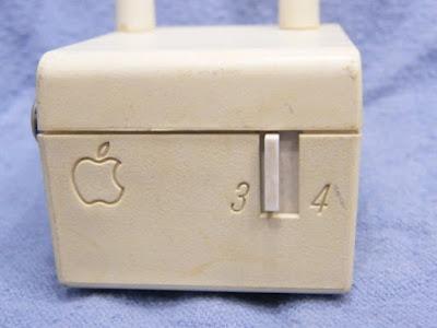 Vintage Apple Modulator