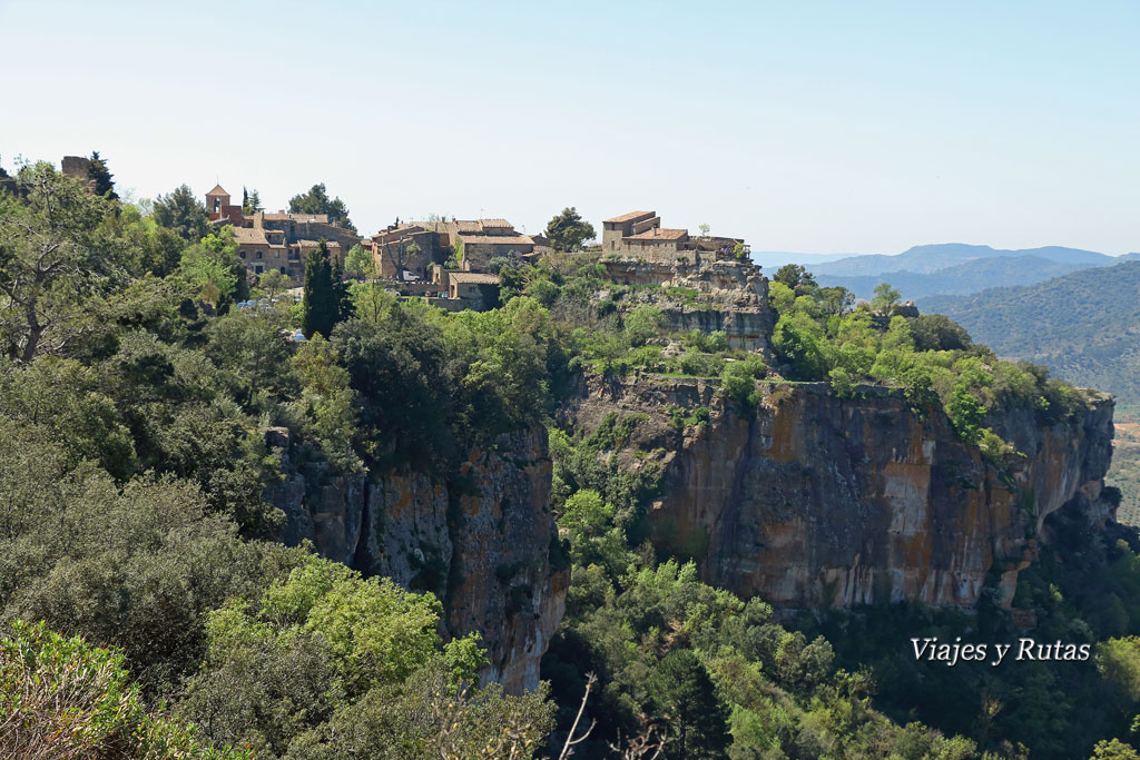 Vistas de Siurana, Tarragona
