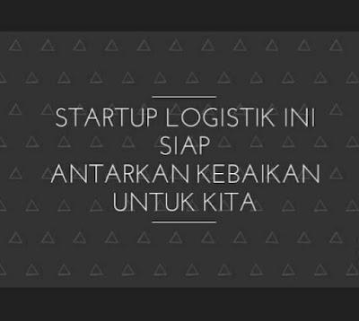 Startup Logistik Ini Siap Antarkan Kebaikan Untuk Kita