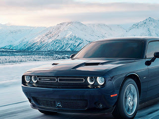 new 2017 Dodge Challenger GT AWD close up hd wallpaper