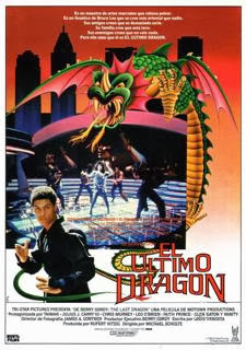 El Ultimo Dragon – DVDRIP LATINO