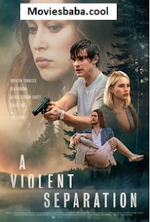 A Violent Separation (2019) Full Movie English WEB-DL 480p