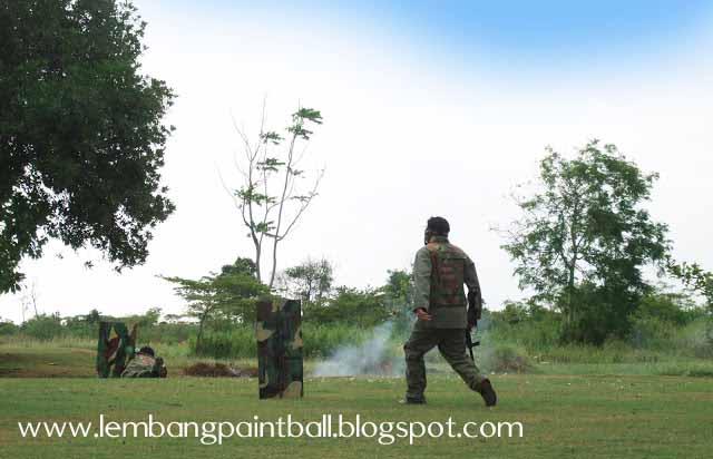 Tempat Paintball di Bandung Lembang