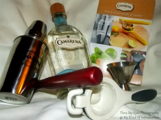 My Kind Of Introduction Camarena Tequila Tipple Toolbox