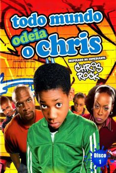 Todo Mundo Odeia o Chris 1ª á 4ª Temporada Torrent - WEB-DL 720p Dublado