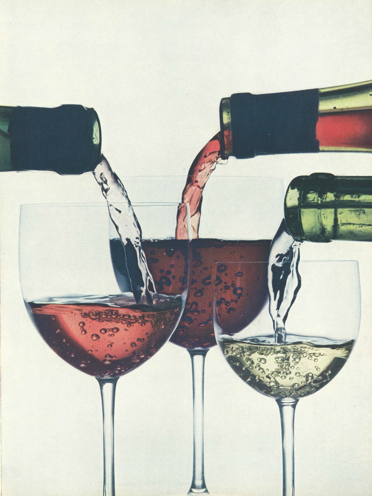 tumblr inspiration / red and white wines