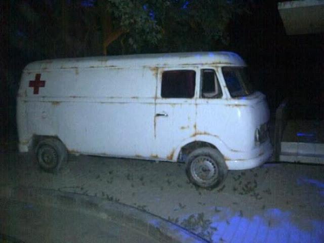 kisah mobil ambulan hantu yang penuh misteri