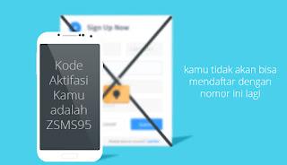 Mengenal Cara Kerja Sms Verifikasi Untuk Form Member Website