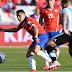 Argentina y Messi listos para enfrentar a Chile