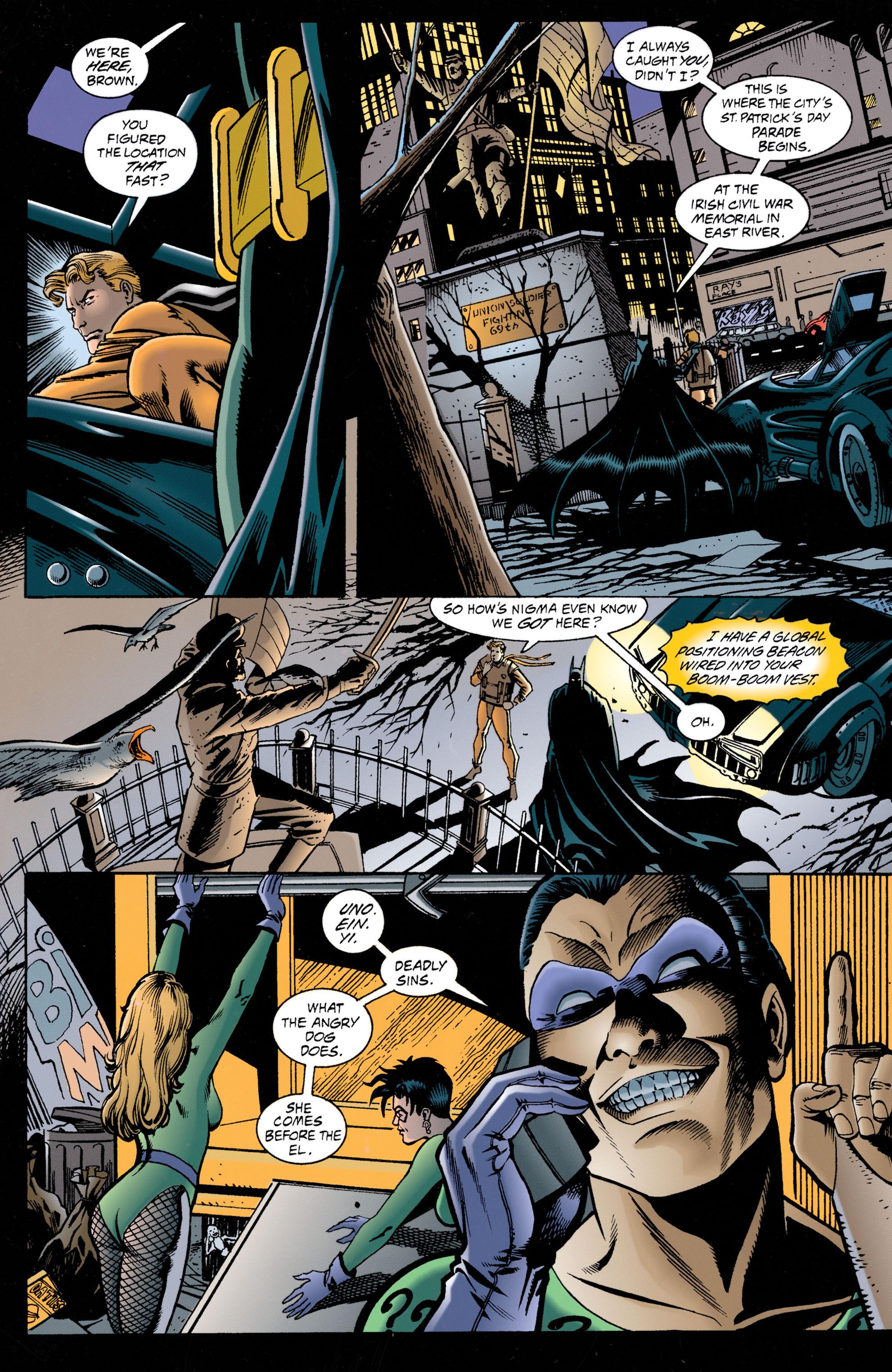 Detective Comics (1937) 706 Page 8